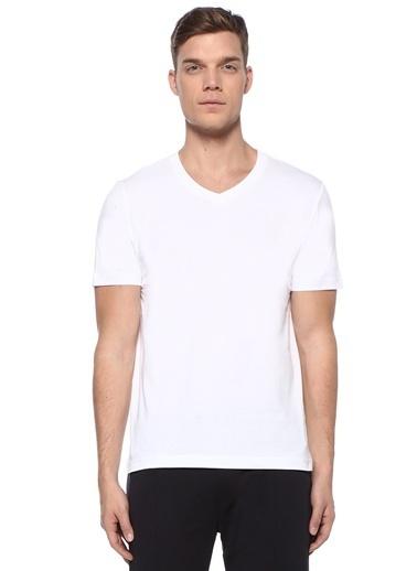 Beymen Tişört Beyaz